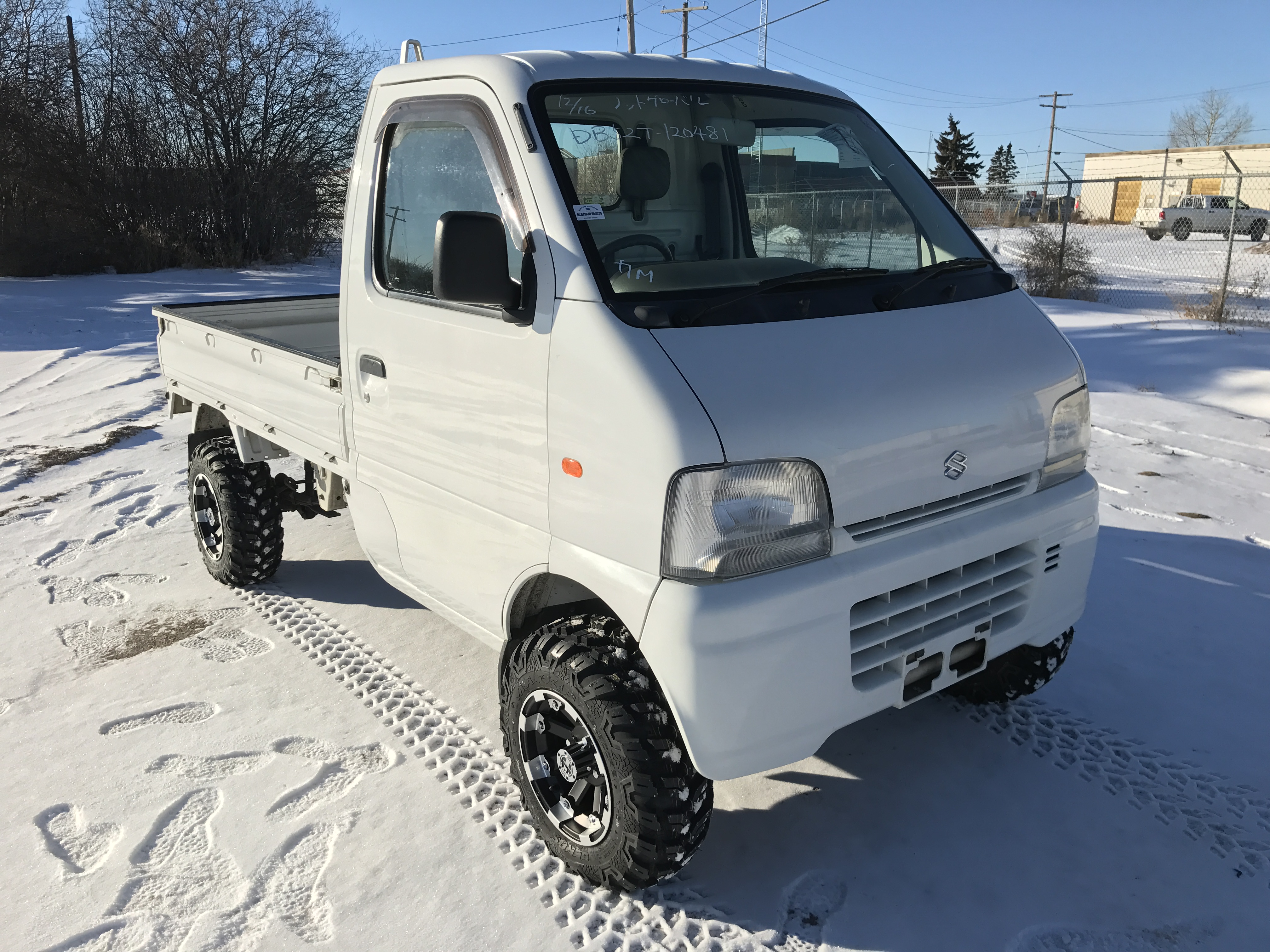 1999 Suzuki Carry
