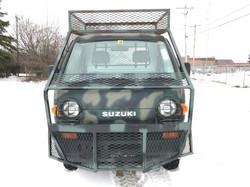 1996 Suzuki Carry DD51T Mini Truck