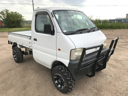 Custom Suzuki Mini Truck with Dump