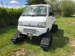 1999 Suzuki Carry Turbo w/ Tracks