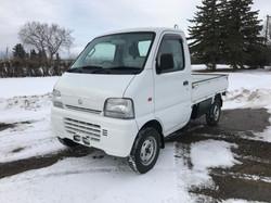1999 Suzuki Carry Turbo