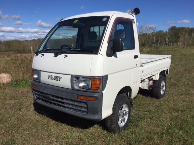1997 Daihatsu Hijet