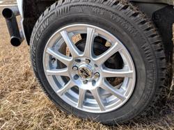 "14"" DOT Wheel"