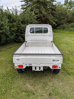 2003 Suzuki Carry DA63T Mini Truck