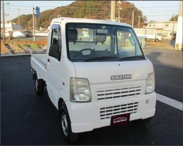 2005 Suzuki Carry DA63T - SOLD!