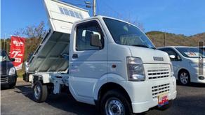 2003 Suzuki Carry DA63T Dump - $15,495