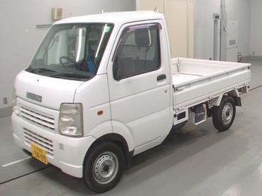 2002 Suzuki Carry DA63T - SOLD!
