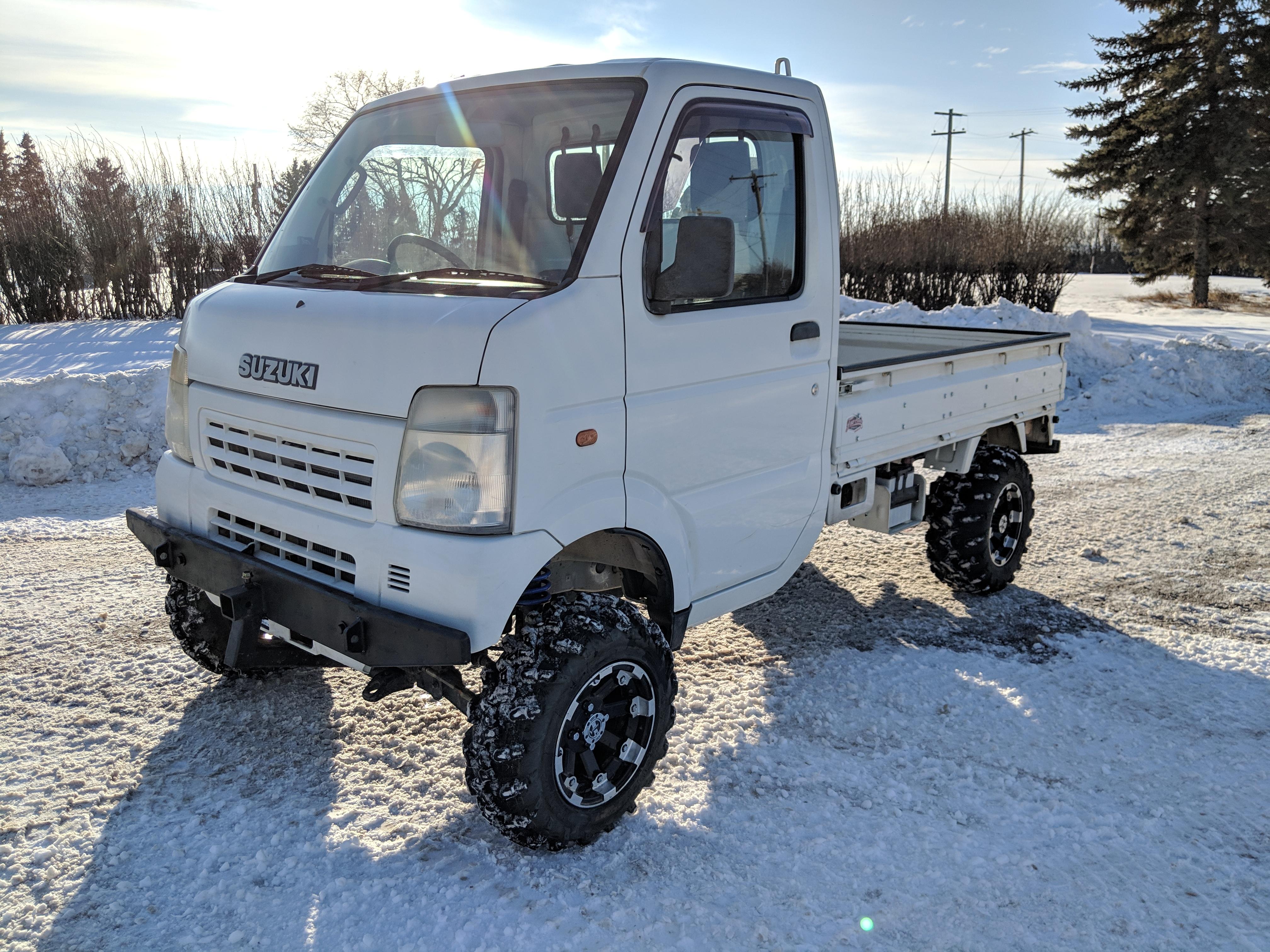 2003 Suzuki Carry DA63T