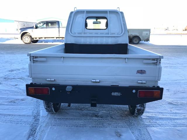 1999 Suzuki Carry Custom Dump