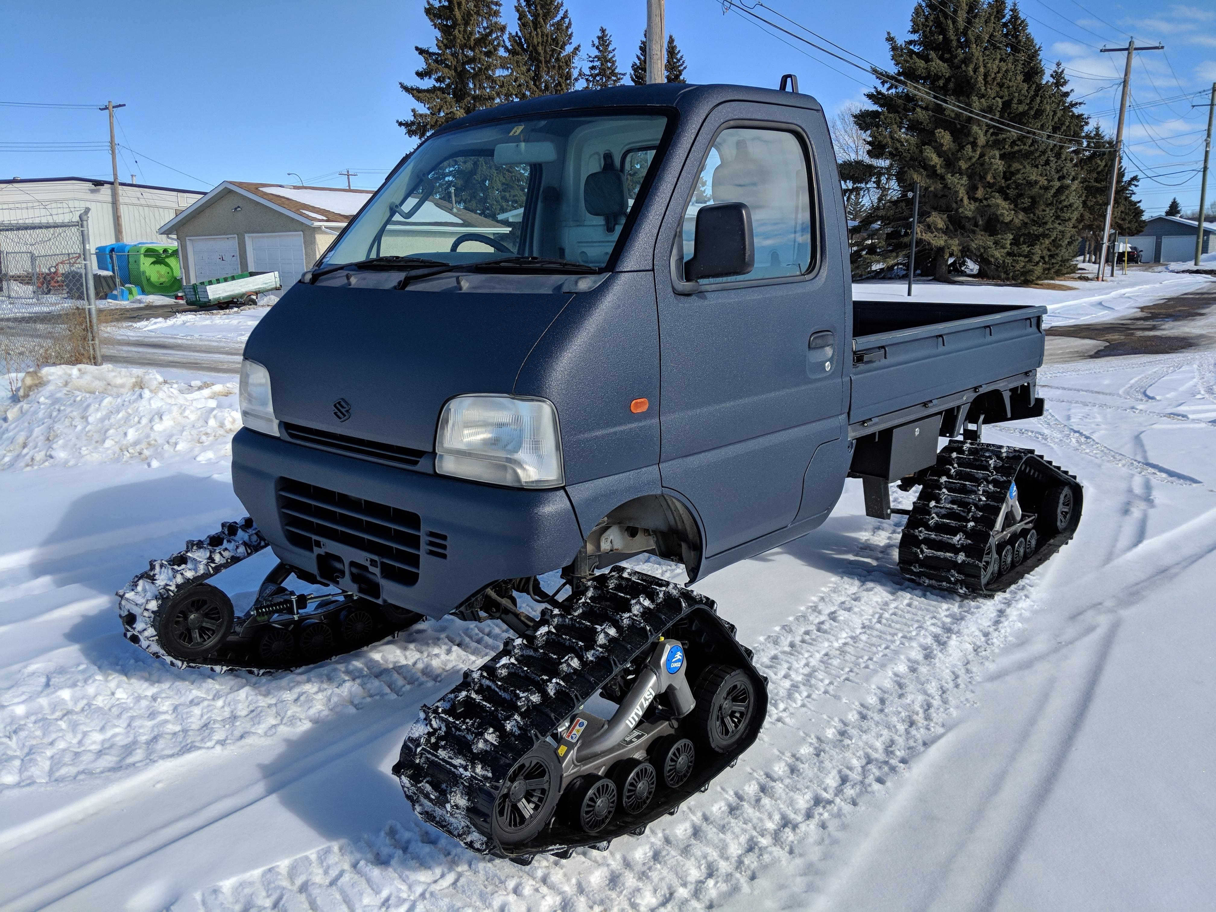 "Suzuki Carry ""Project Hotaka"""