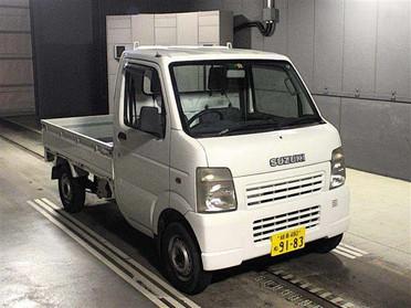 2004 Suzuki Carry DA63T PS - $11,295