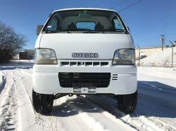 2000 Suzuki Carry Automatic
