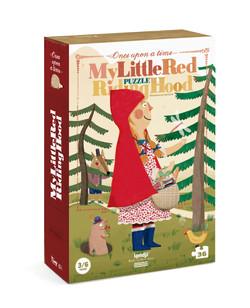 Londji Puzzle My little Red Rotkäppchen 36 teilig