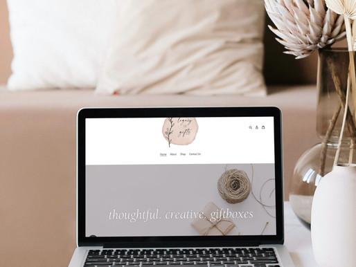 E-Commerce Website Setup