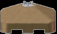 Maanpäälliset betonijalustat