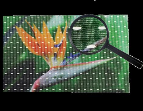 Reikäneulos 110, 100 % Polyesteri, 1