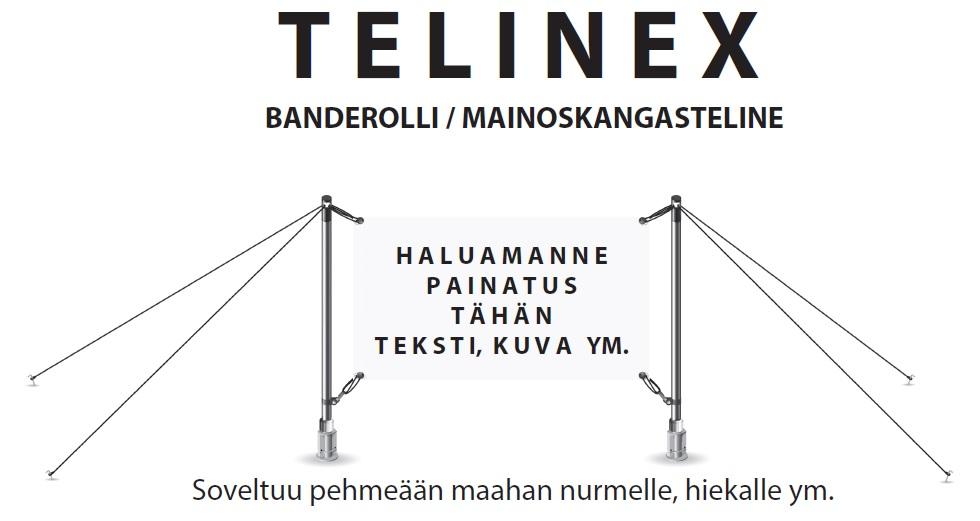 Telinex mainostelineet
