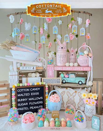 Cottontail Candy Co.