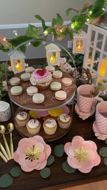 Bridal Shower Tea Party Video