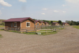 Cabins and Campground