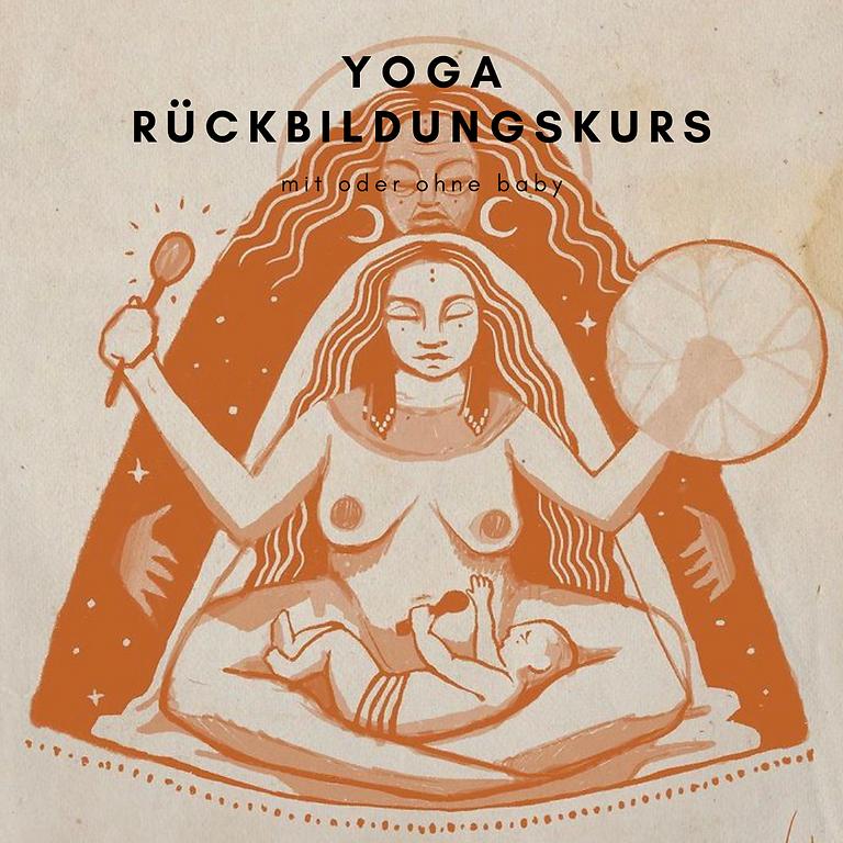 Rückbildungs Yoga Kurs
