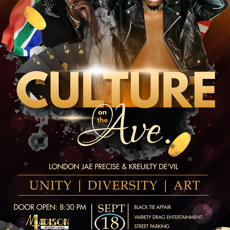 Culture on the Ave.