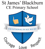 St. James Church Of England Primary School Blackburn | Earl Street, Blackburn BB1 8EG | +44 1254 698335
