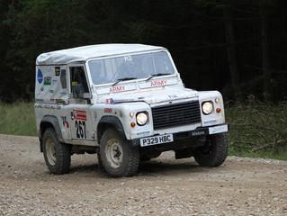Armed Forces Rally Team - 2015 so far