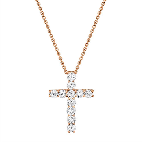 Necklace Mini Cross