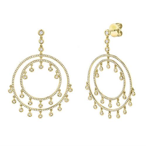 Dangle Shaker Earrings