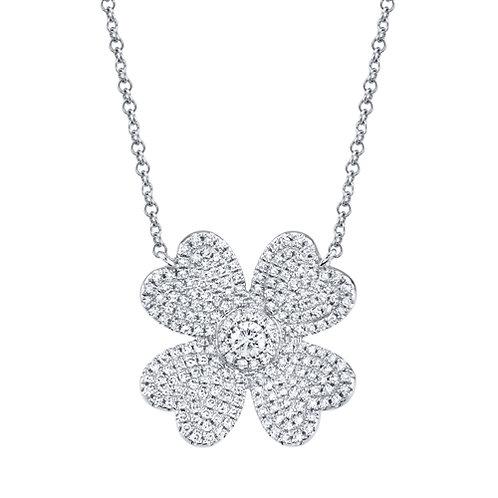 Necklace Clover
