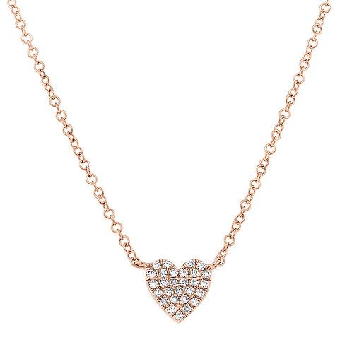 Necklace Mini Heart