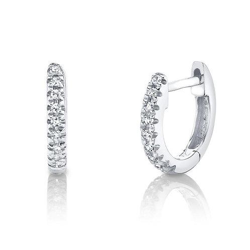 Baby Huggie Earrings