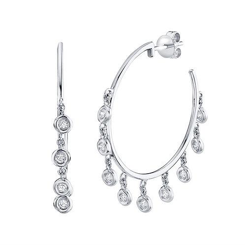 Shaker Hoop Earrings
