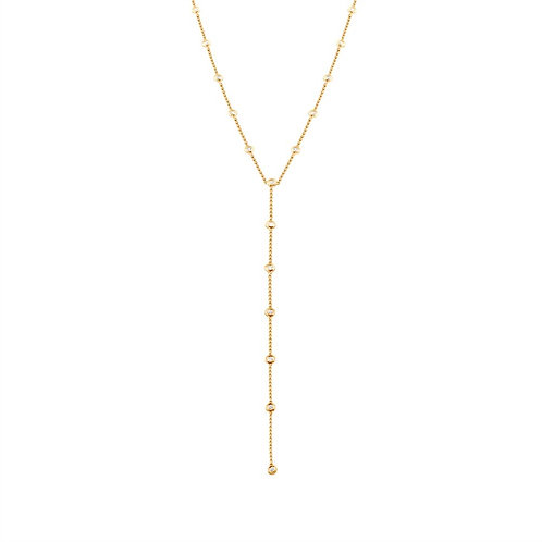 Necklace Lariat Diamond by the Yard