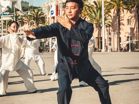 Master Zhou Zhongfu - Συνέντευξη (Μέρος 2ο)