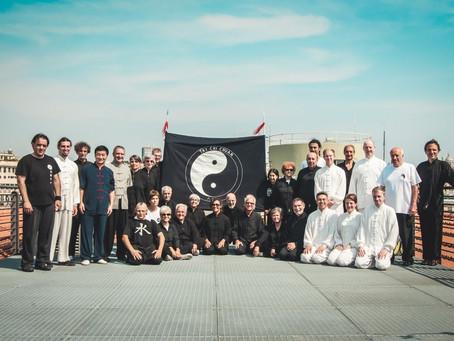 1ο Διεθνές Σεμινάριο της Taiji Jing Xiu Tang Union