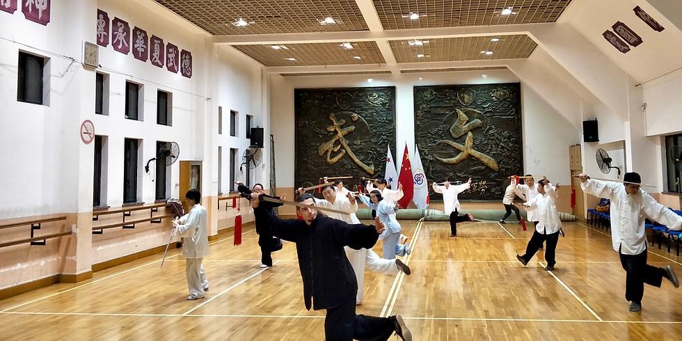 Taiji & Qigong Workshop - Portugal 2019