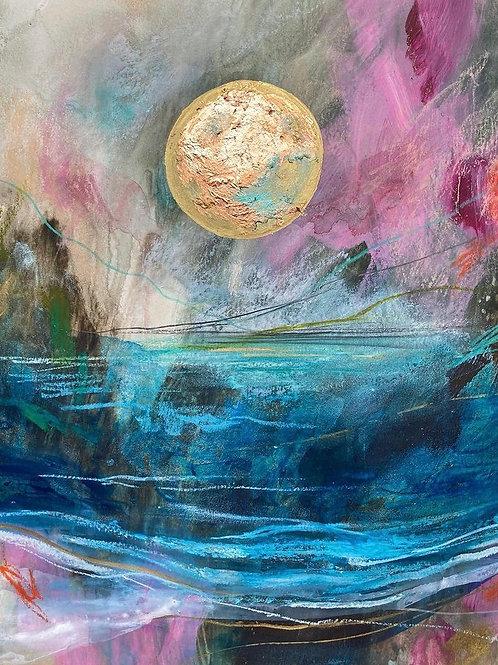 Moonlight Bathing