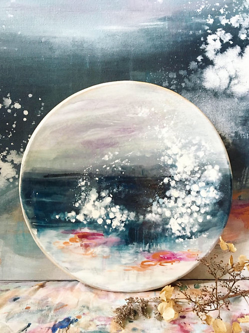 """Sacred Tides Collection ~ """"The Moon and her Ocean"""""""