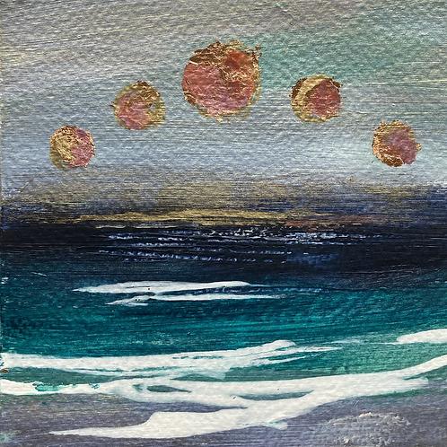 Moonlit Ocean Treasure