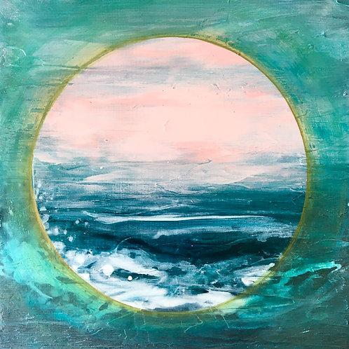 Blue Moon Dawn