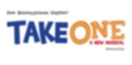 Take One Musical Logo