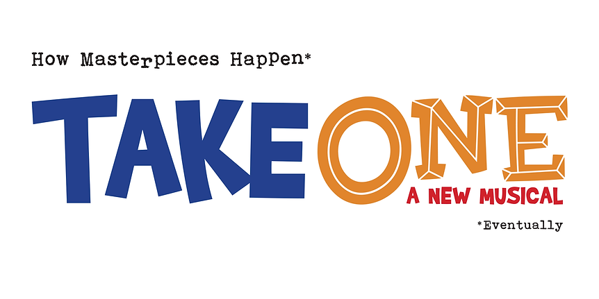 Take One Musical Logo