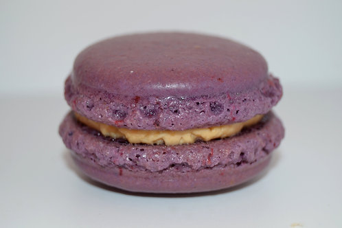 Macaron Foie gras - Figues