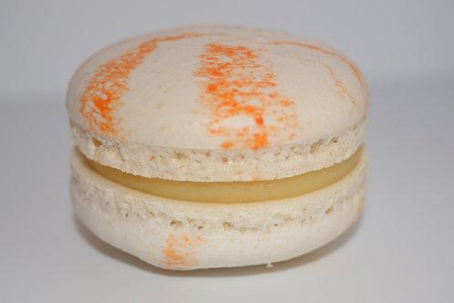 Macaron Rhum - Orange