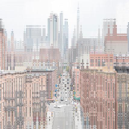 NYC CHINATOWN-E BROADWAY#01 - 2018