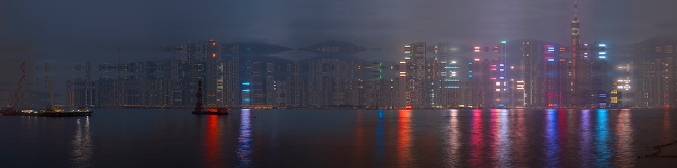 HONG KONG NUIT #22 - 2020