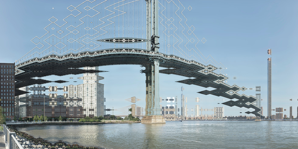 NYC - MANHATTAN BRIDGE #3 - 2021