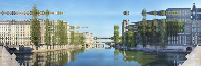 PARIS - PONT ROYAL 01 - 2021
